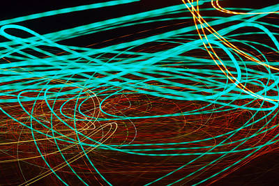 Photograph - Kinetic by Larah McElroy
