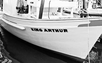 Louisiana Seafood Photograph - King Arthur by Scott Pellegrin