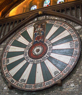 Photograph - King Arthurs Round Table by Phil Banks