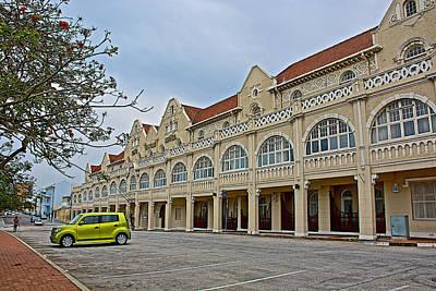 Elizabeth Edwards Photograph - King Edward Hotel In Port Elizabeth-south Africa by Ruth Hager