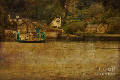Photograph - King Harry Ferry by Brian Roscorla