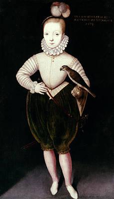 King James I Of England Art Print by Granger