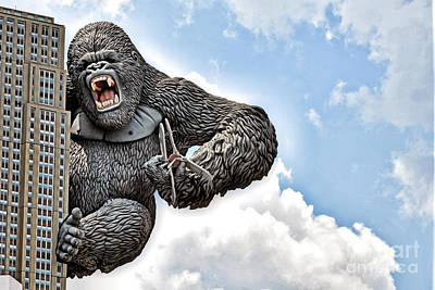 Photograph - King Kong by AK Photography