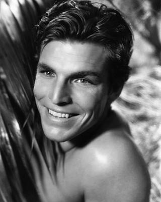 King Of The Jungle, Buster Crabbe, 1933 Art Print by Everett
