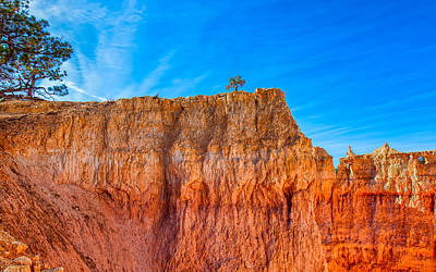 Photograph - King Of The Mountain by John M Bailey