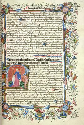 King Richard II Art Print