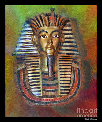 Photograph - King Tut by Blake Richards
