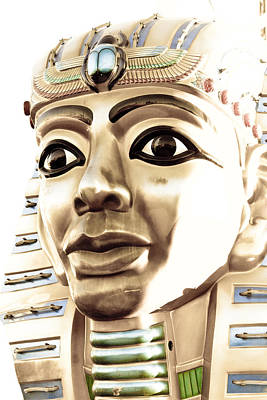 Photograph - King Tut by Caitlyn  Grasso