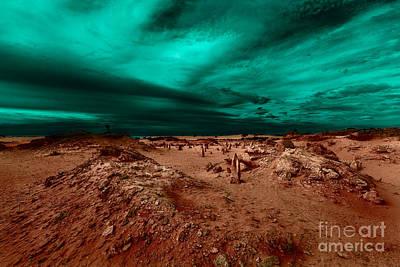 Photograph - Kingdom by Julian Cook