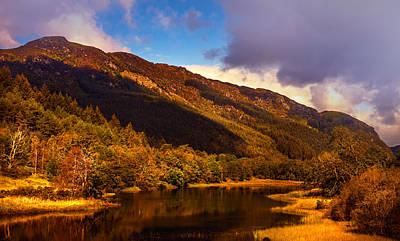 Photograph - Kingdom Of Nature. Scotland by Jenny Rainbow