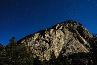 Thomas Kinkade - Kings Canyon Night by Christopher Smith