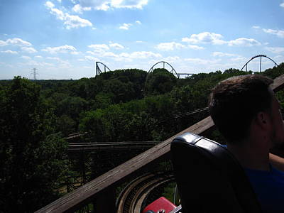 King Photograph - Kings Island - 121214 by DC Photographer