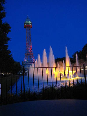Kings Island - 121240 Art Print by DC Photographer