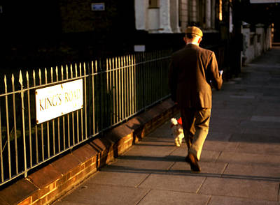 Photograph - King's Road Dog Route by Robert  Rodvik