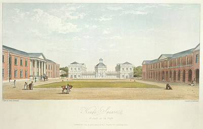 King's Square Art Print by British Library