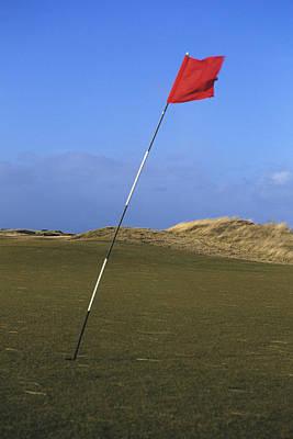 Photograph - Kingsbarn Golf Links by Bill Fields