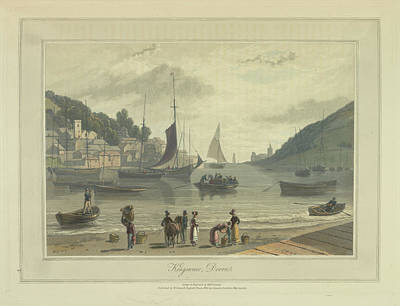 Kingswear Art Print by British Library