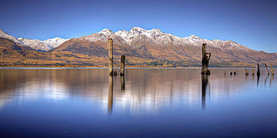 Photograph - Kinloch by Brad Grove
