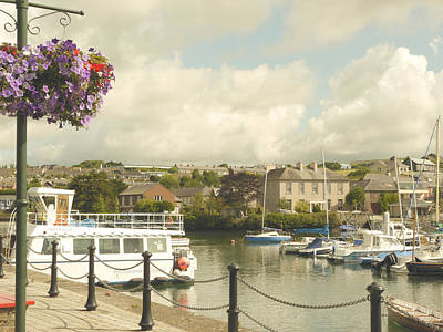Photograph - Kinsale Harbor by Winifred Butler
