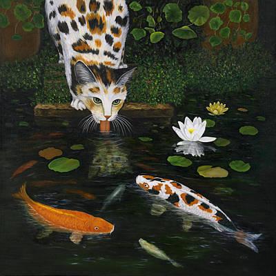 Painting - Kinship by Karen Zuk Rosenblatt