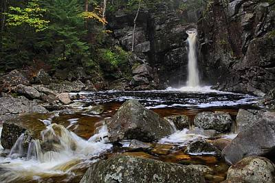 Photograph - Kinsmans Falls by Mike Farslow