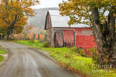 Photograph - Kirby Farmstead by Susan Cole Kelly