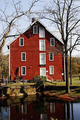 Photograph - Kirby's Mill II by Kristia Adams