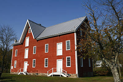 Photograph - Kirby's Mill by Kristia Adams