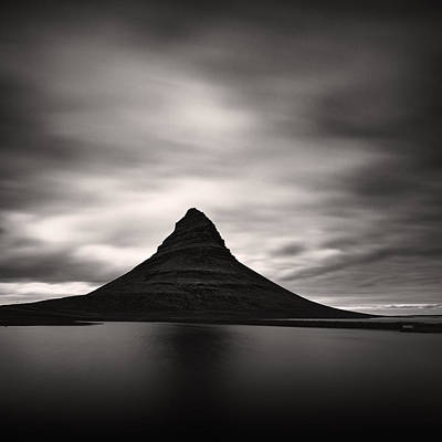 Photograph - Kirkjufell I by Frodi Brinks