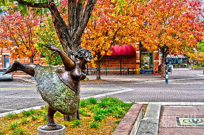 Fort Collins Photograph - Kiss Me by Baywest Imaging