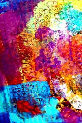 Lip Stick Painting - Kiss On My List by Aquira Kusume