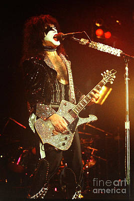 Paul Stanley Photograph - Kiss-paul-0550 by Gary Gingrich Galleries