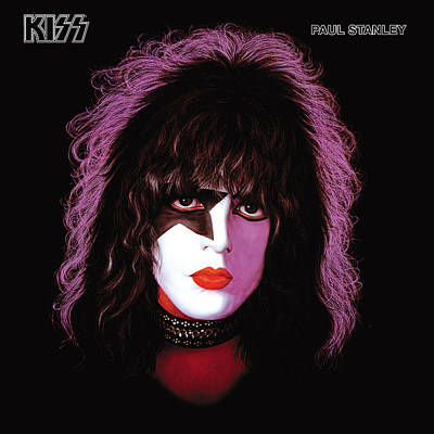 Album Photograph - Kiss - Paul Stanley by Epic Rights
