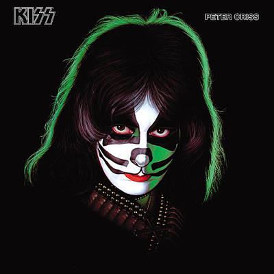 Album Photograph - Kiss - Peter Criss by Epic Rights