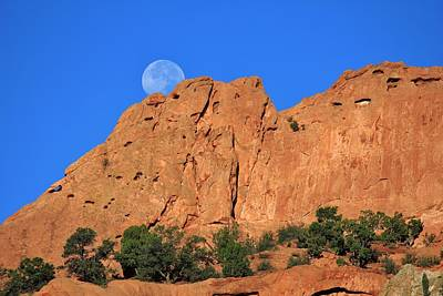 Photograph - Kissed By The Moon by Diane Alexander