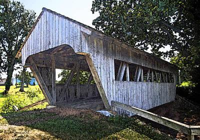Photograph - Kissing Bridge by Cheri Randolph