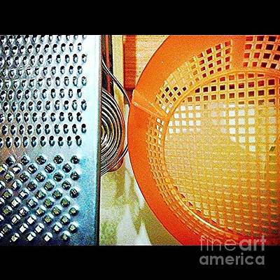Abstract Wall Art - Photograph - #kitchen #abstracts by Abbie Shores