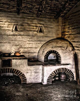 Photograph - Kitchen by Danuta Bennett