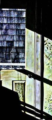Kitchen Door At Alice Brock's Art Print by Mike McCool