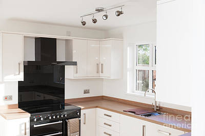Custom Sinks Photograph - Kitchen by Shaun Wilkinson