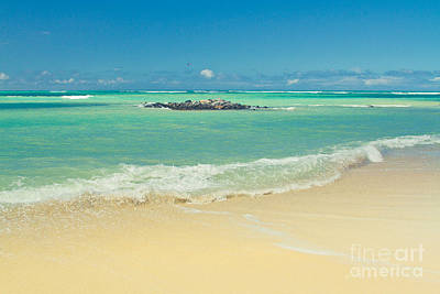 Photograph - Kite Beach Maui Hawaii by Sharon Mau