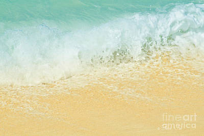 Photograph - Kite Beach Ocean Splash by Sharon Mau