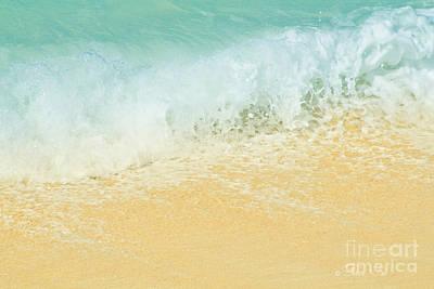 Photograph - Kite Beach Ocean Splash by Sharon Mau