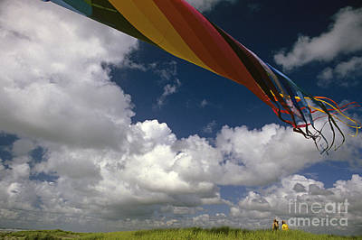 Photograph - Kite Festival by Jim Corwin