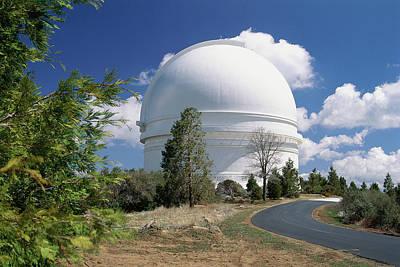 Kitt Peak National Observatory Art Print
