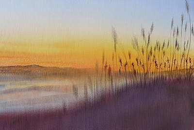 Kitty Hawk Daybreak - A Restatement Art Print by Joel Deutsch