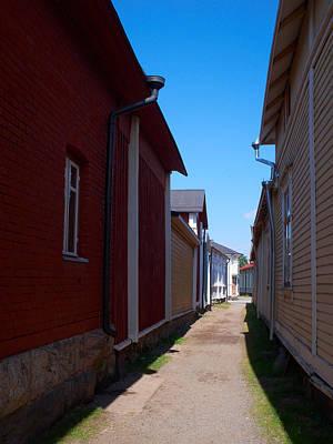 Photograph - Kitukrann Old Rauma by Jouko Lehto