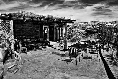 Photograph - Kiva Koffeehouse - Utah by Aidan Moran