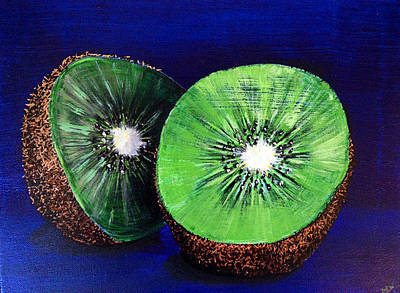 Kiwifruit Original by Deb Wolf