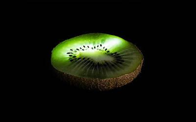Kiwi Slice Original by Rusty Smith